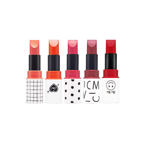 Etude House - Mini Two Match Lip Color de Cherry Beauty