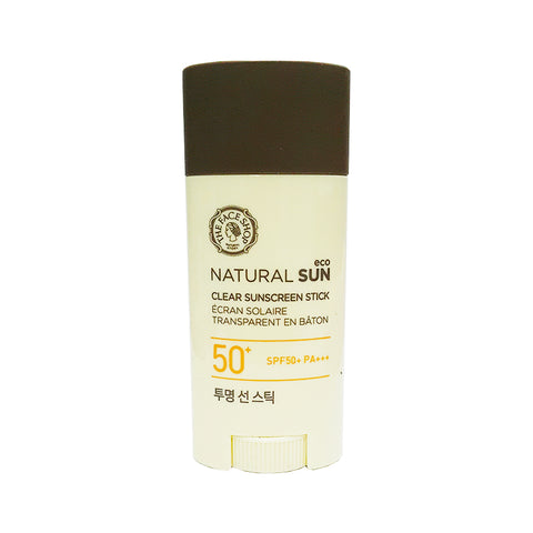 The Face Shop - Natural Sun Eco Clear Sunscreen Stick de Cherry Beauty