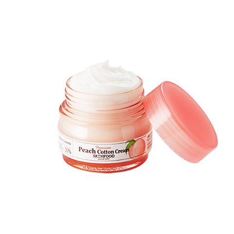 Skin Food - Premium Peach Cotton Cream de Cherry Beauty