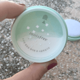 Innisfree - No Sebum Mineral Powder de Cherry Beauty