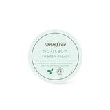 Innisfree - No Sebum Powder Cream de Cherry Beauty