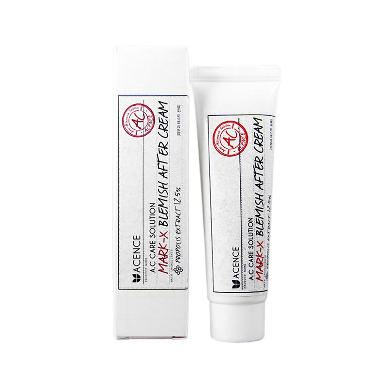 Mizon - Acence Mark-X Blemish After Cream de Cherry Beauty