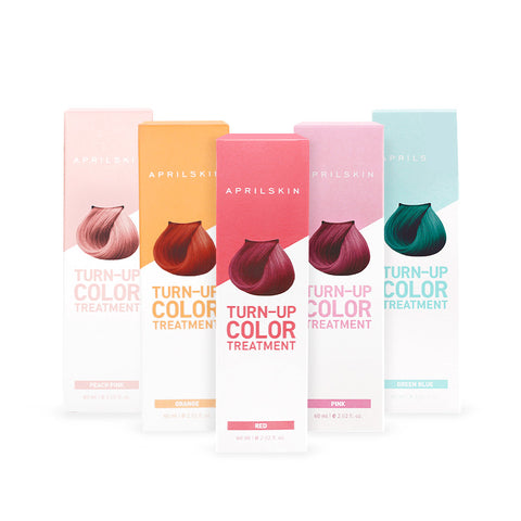 April Skin - Tinte Turn Up Color Treatment de Cherry Beauty