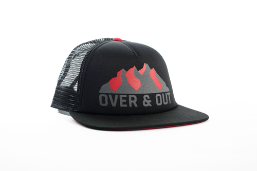 Over & Out Nokhu Trucker Hat