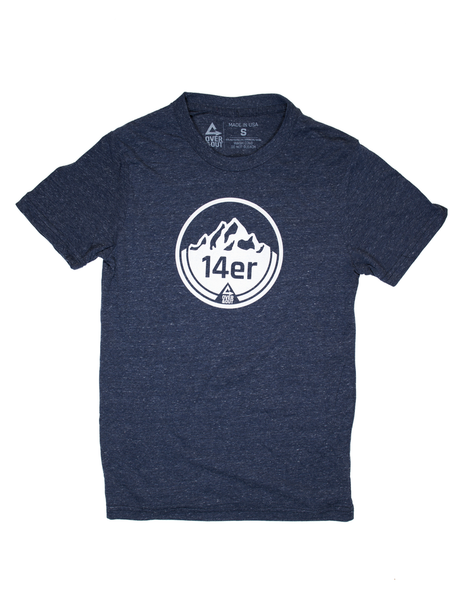 Over & Out 14er Unisex T-Shirt