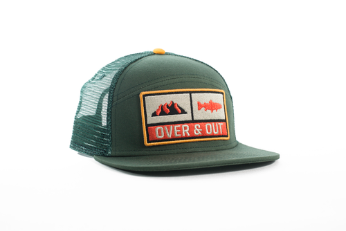 Over & Out Ranger Hat
