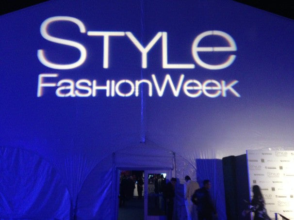 LA STYLE  FASHION WEEK