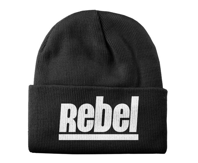 REBEL (Bottom Line) Beanie
