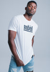 MEN'S REBEL TEE - RETRO - VARIOUS COLORS