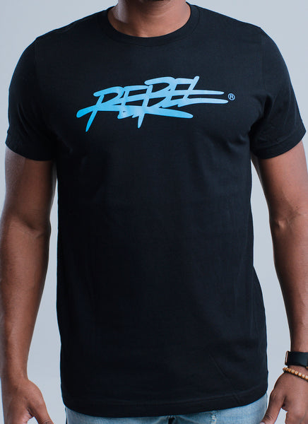 MEN'S NEW 2019 REBEL TEE - NOIR + Various Colors