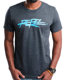 MEN'S NEW 2019 REBEL TEE - GRAY + Various Colors