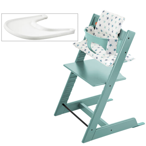 Stokke Tripp Trapp Highchair Bundle