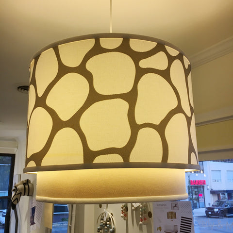 Oilo Cobblestone Double Cylinder Light - Sale