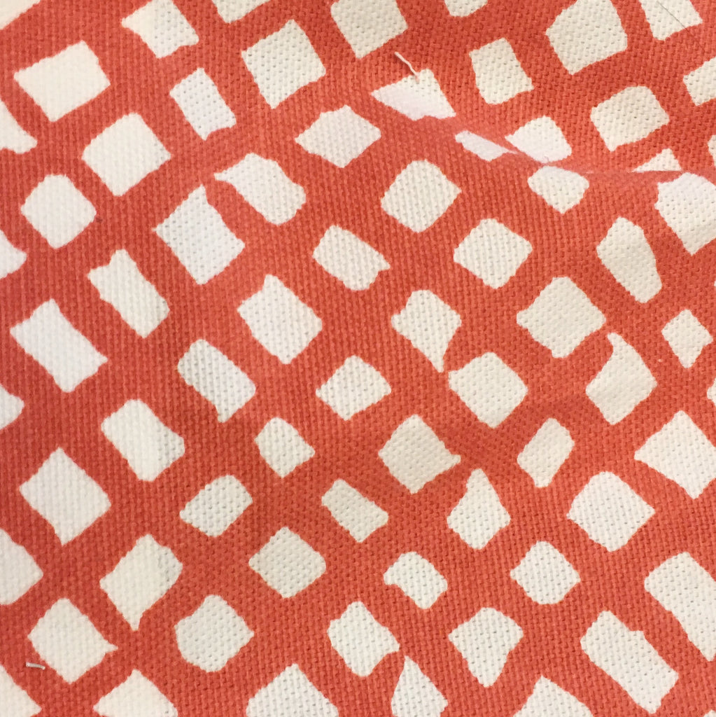 Bebe Chic custom railguard in coral lattice