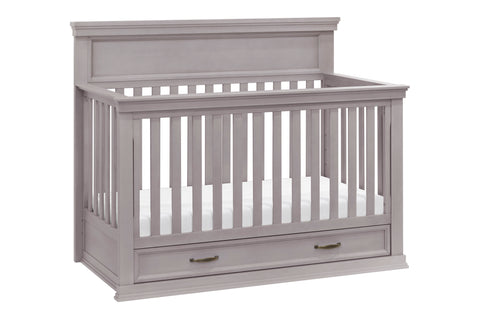 Langford 4 in 1 Convertible Crib w/Storage Drawer
