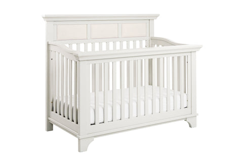 Arcadia 4-in-1 Convertible Crib w/Toddler Bed Conversion Kit