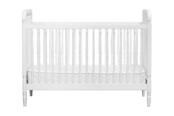 Liberty 3-in-1 Convertible Crib w/Toddler Bed Conversion Kit