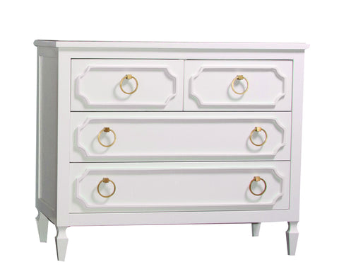 Beverly 4 Drawer Dresser