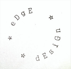 eDgE dEsiGn London Limited logo Unique handcrafted creations