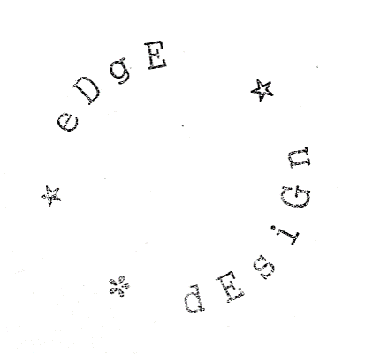 eDgE dEsiGn London - Unique handcrafted creations - greeting cards, jewellery and original art