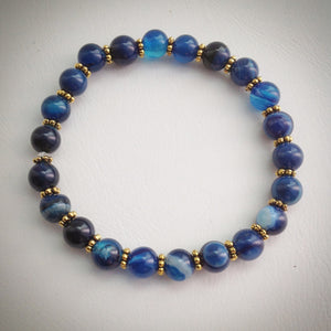 Beaded bracelet - eDgE dEsiGn London