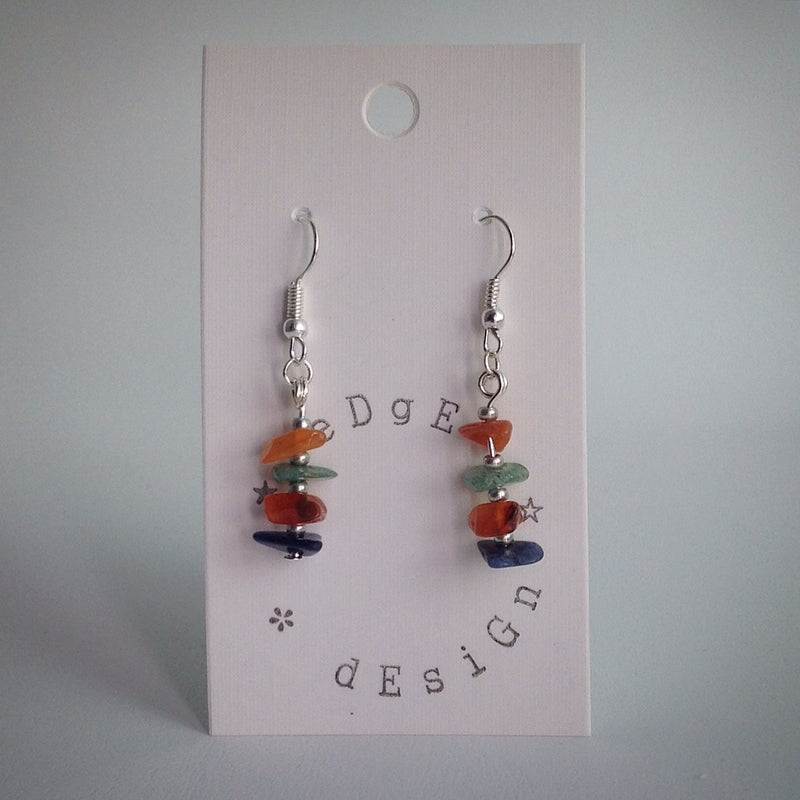 Drop Earrings - eDgE dEsiGn London