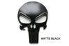 Premium 3D Metal Decal / Sticker - Punisher Skull for Car, Truck and Motorcycle - Mechforce