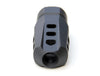 Mechforce Enforcer Muzzle Brake Compensator 1/2-28 TPI 5.56 / .223 w/ 4 Variable Timing Crush Washers