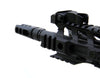 muzzle brake commentator device flash hider ar15 ar 15 rilfe gun firearm design