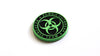 Tactical Freedom - Magwell Metal Decal / Sticker -  Zombie Outbreak Response Team (Biohazard)