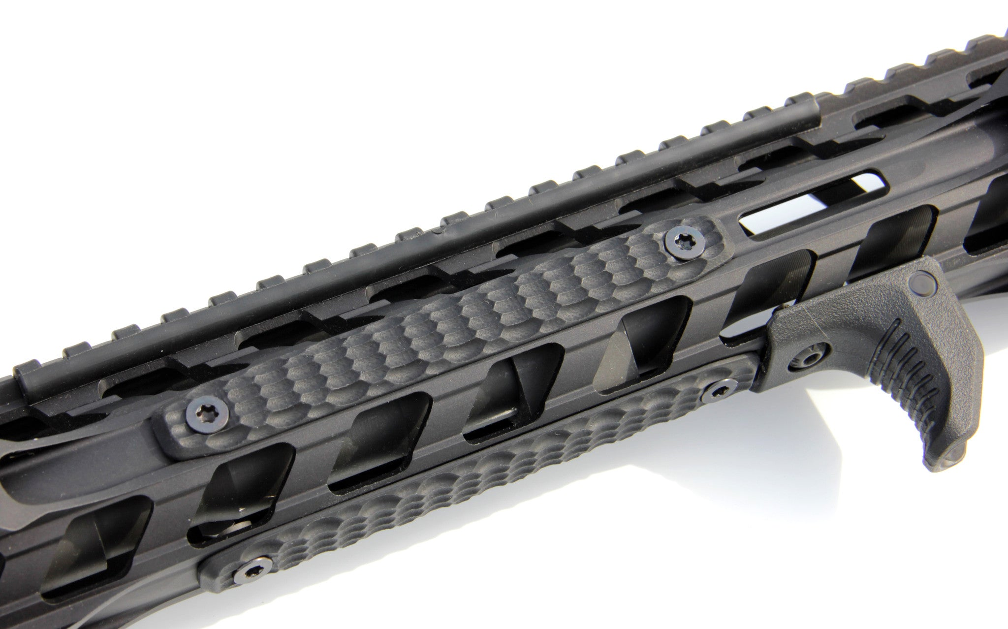 Mechforce G10 Scale Hand Grip Panel for MLok Rail Handguard Cover, 3 S