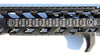 G10 grip mlok keymod rifle handguard ar15 ar 15 gun rail panel slim weapon