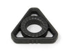 Mechforce Deltacore Mini Ring Spinner, Titanium, Stonewashed