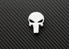 Magwell Metal Decal / Sticker - Punisher Skull - Mechforce