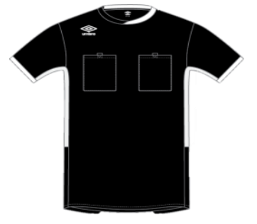 Umbro Watch Short Sleeve Referee Jersey