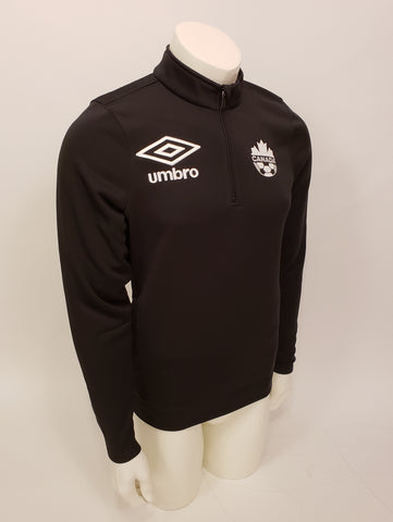 Umbro CSA Half-Zip Micro Fleece Sweater