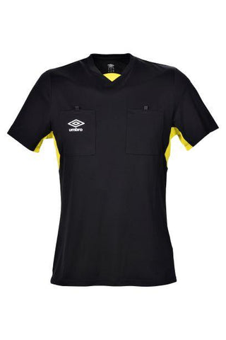 Umbro Penalty Short Sleeve Referee Jersey