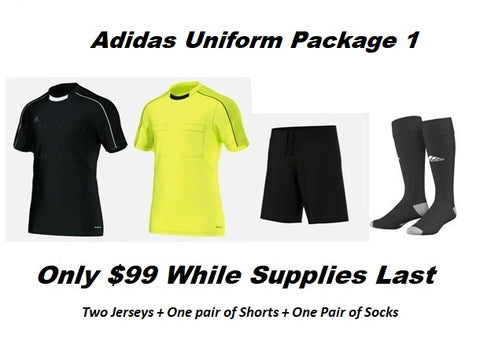 Adidas Uniform Package 1