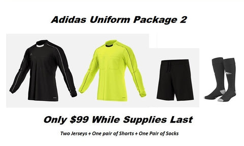 Adidas Uniform Package 2