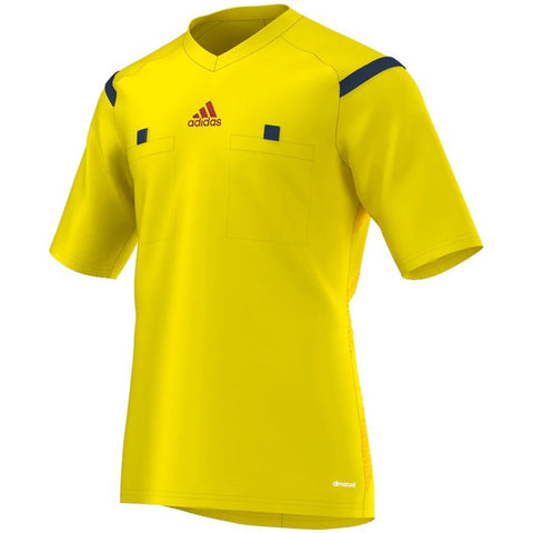 Adidas 14 Referee Jersey - Vivid Yellow