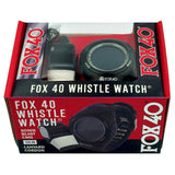 Fox 40 Whistle and Watch Combo