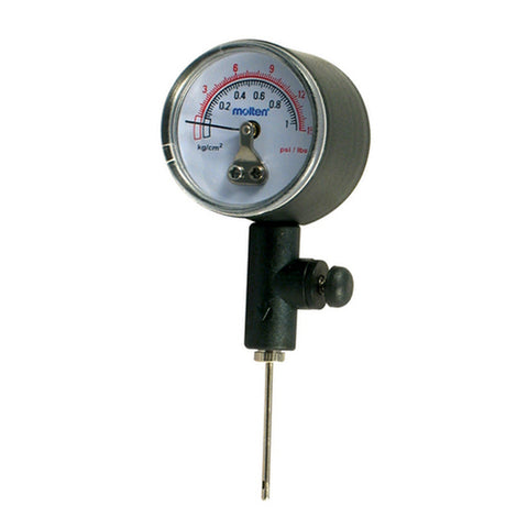 Molten Analog Ball Pressure Gauge