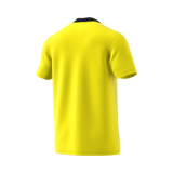 Adidas 18 Short Sleeve Referee Jersey - Shock Yellow