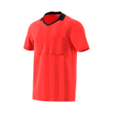 Adidas 18 Short Sleeve Referee Jersey - Bright Red