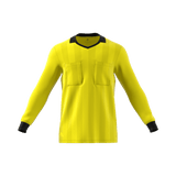 Adidas 18 Long Sleeve Referee Jersey - Shock Yellow