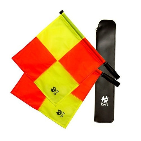 "b+d ""World-Line I"" Swivel AR Flags Set"