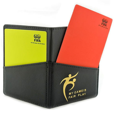 FIFA Fair Play Cards and Wallet