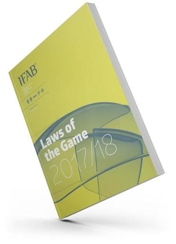 IFAB Laws of the Game 2017-2018