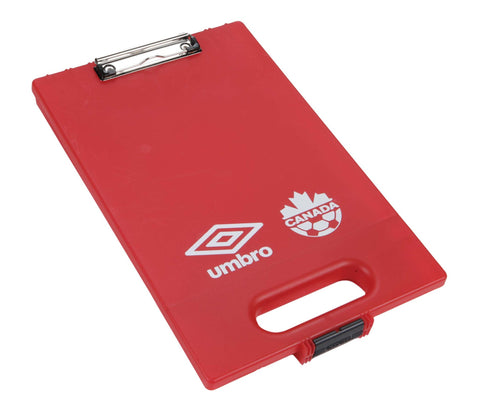 Umbro CSA Clipboard and Organizer