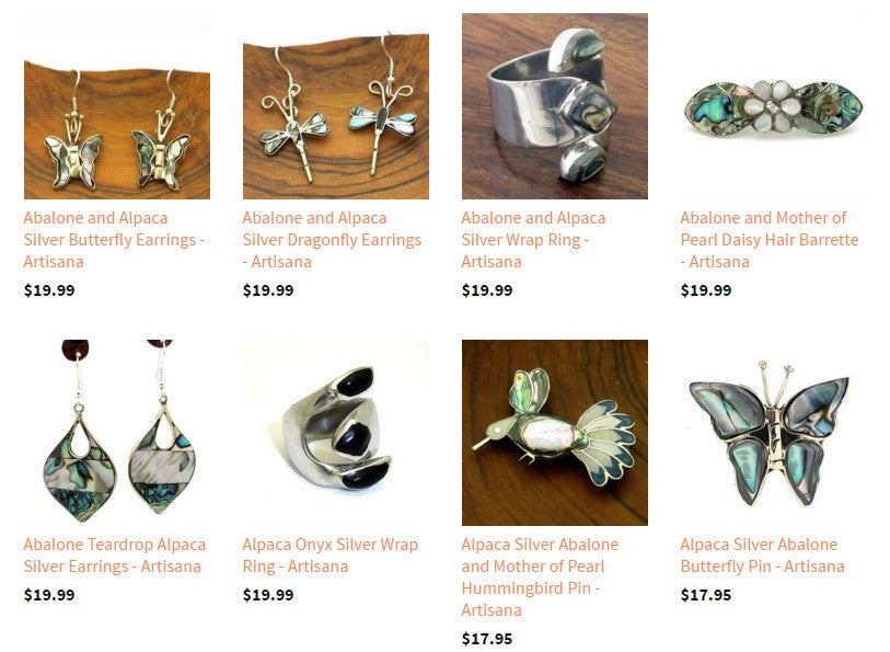 Silver Jewelry Online Store is the Part of Arana Companion